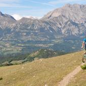 These are the Best Places to Go Mountain Biking in the Alps