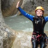 Canyoning for Kids - all you need to know