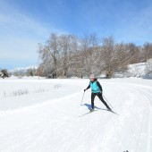 The Ultimate Cardio Challenge - A Cross Country Ski Marathon!