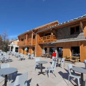 Auberge orcieres accommodation in the french Alps