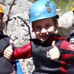 Kiddie Canyon thumbs up