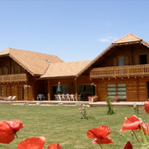 Chalet des Alpages in Summer