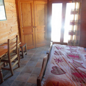 Chalet des Alpages double or twin room