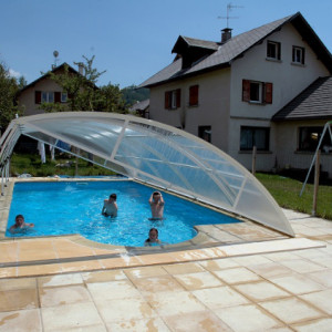 Chamois Hotel swimming Pool