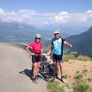 Road Cycling Col du Noyer