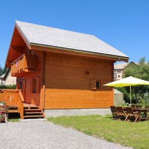 Chalet Valrouanne in Ancelle in the French Alps