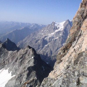 Mountaineering in the Ecrins
