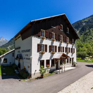 Hotel val des Sources in the French Alps