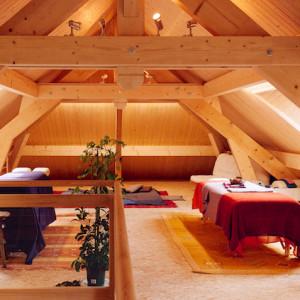 Hotel val des Sources in the French Alps massage