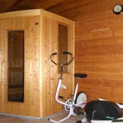 Chalet des Alpages Infrared Sauna