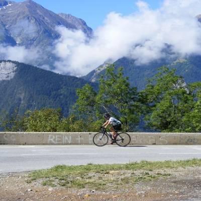Alpe d'Huez 21 bends
