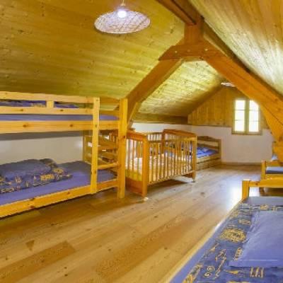 refuge du tourond dormitory