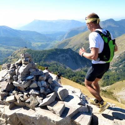 Trail Running - The UltraChampsaur