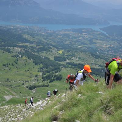 TRail Running - The UltraChampsaur in the French Alps