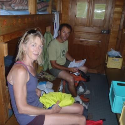 Refuge du Glacier Blanc Dormitory