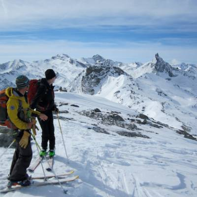 Ski Touring Week in the Queyras