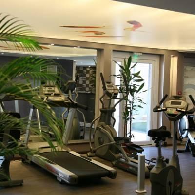 AxHotel Gym
