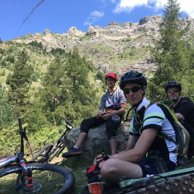 Alps to Provence bike tour Southern French Alps-min.JPG