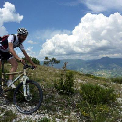 Alps to Provence Mountain Biking