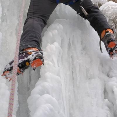 Ice Climbing crampons