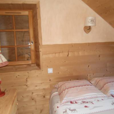 Bathilde Farmhouse accommodation in the Alps