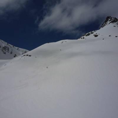 Ski Touring in the Ecrins