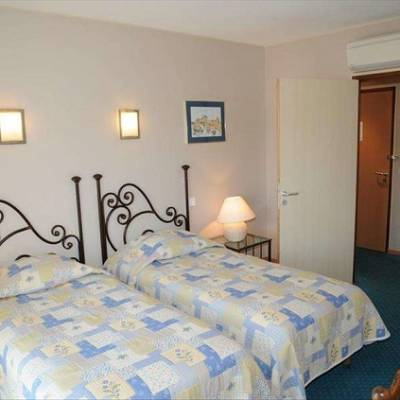 Grand Hotel du Cours Twin Room