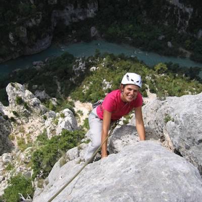 Rock Climbing Verdon