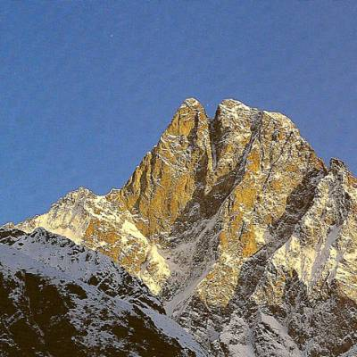 The Olan, Ecrins National Park