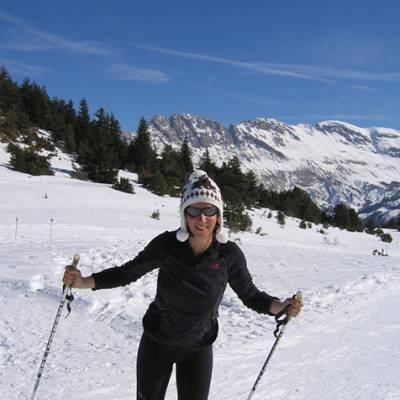 Cross Country skiing fun