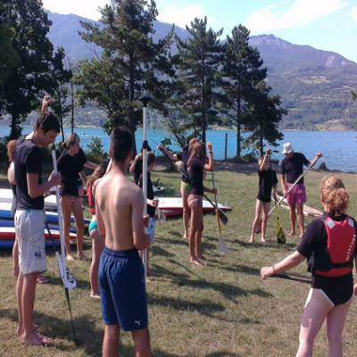 Stand Up Paddle Beach Lesson
