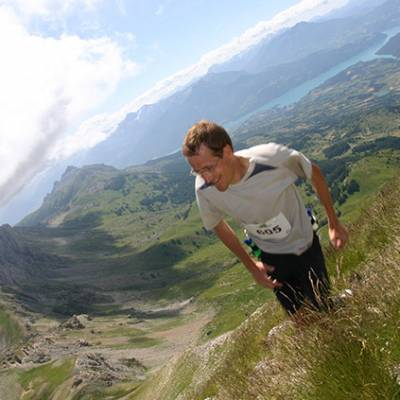 Trail Running in the Southern Alps
