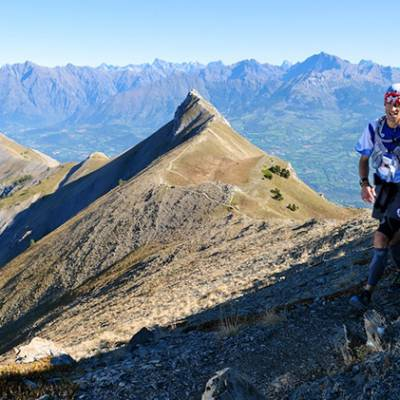 TRail Running the Gapencimes in the Alps