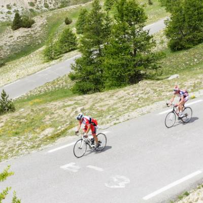 road cycling in the Alps with Undiscovered Alps