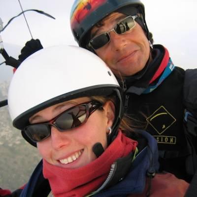 paragliding tandem in orcieres
