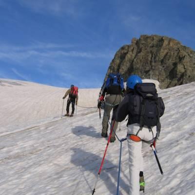 Mountaineering Les Rouies