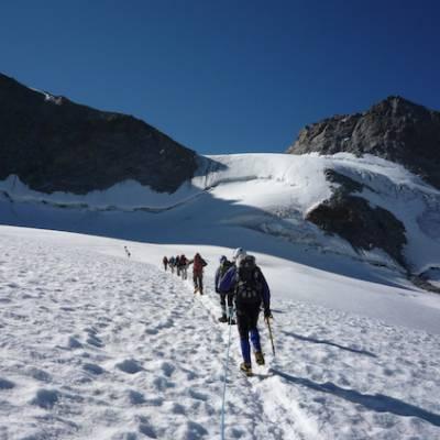 Mountaineering Le Rateau