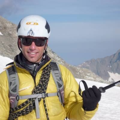 Mountaineering guide