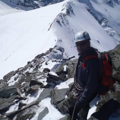 Mountaineering Albaron