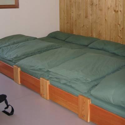 Refuge des Souffles dormitory