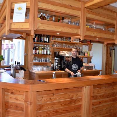 Chamois hotel Bar