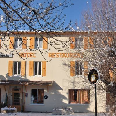 The Torrent Hotel in Ancelle in the Alps Group accommodation