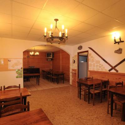Hotel Torrent in the Ancelle in the Alps