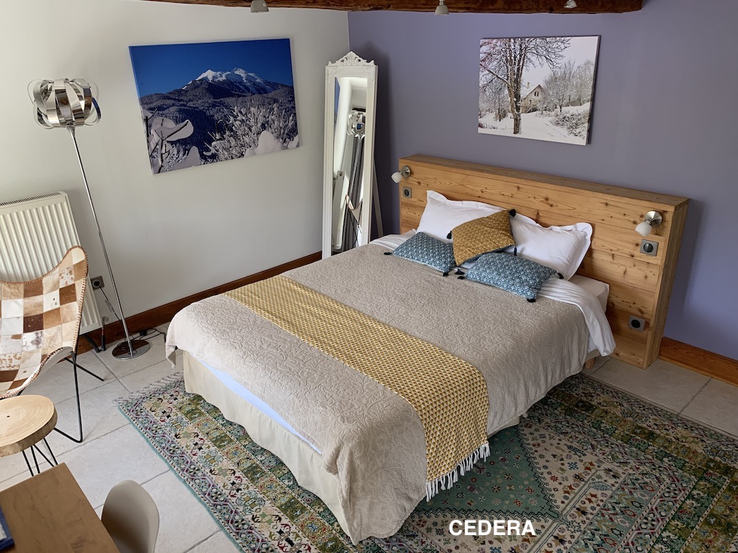 Luxury Farmhouse Guesthouse Accommodation Cedera Room.jpeg