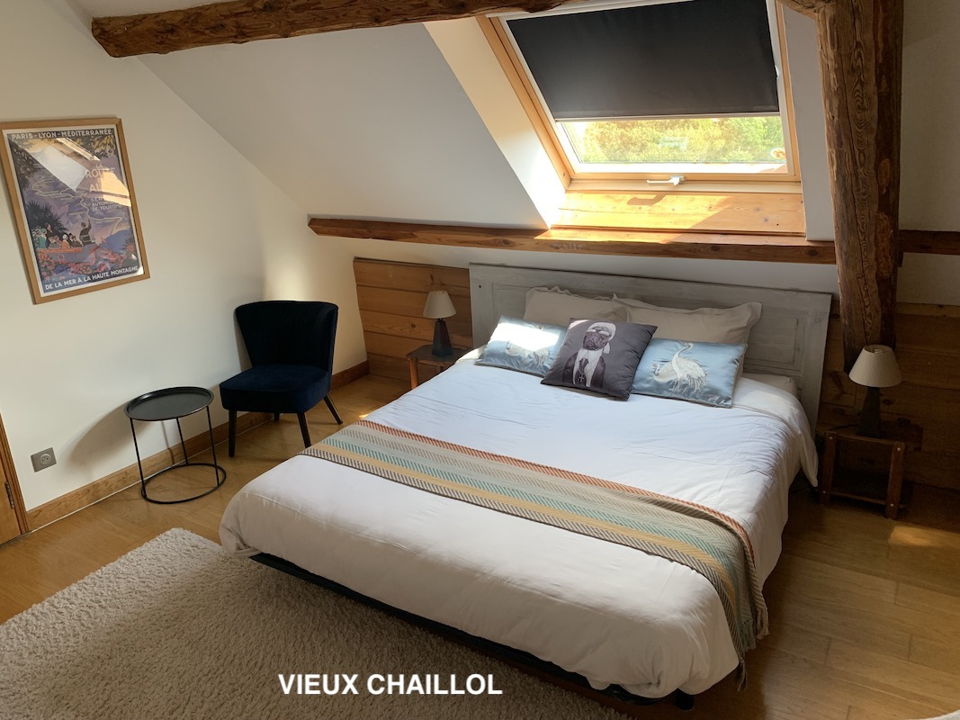Luxury Farmhouse Guesthouse Accommodation Vieux Chaillol Room.jpeg