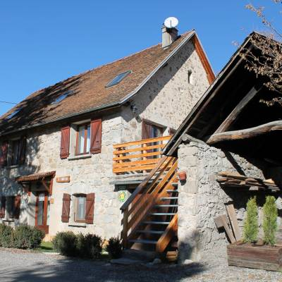 La Chabottine bed and breakfast accommodation in the Alps
