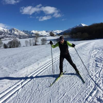 cross country skiing at Col Bayard in the French Alps (2 of 2).jpg
