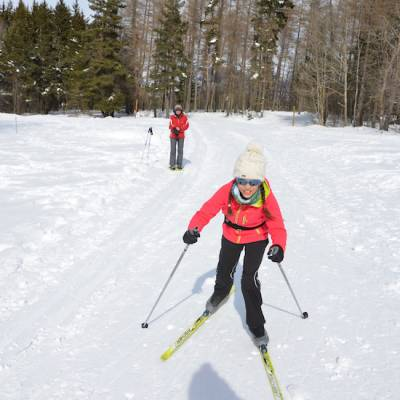 cross country skiing children with Undiscovered Alps 8.jpg