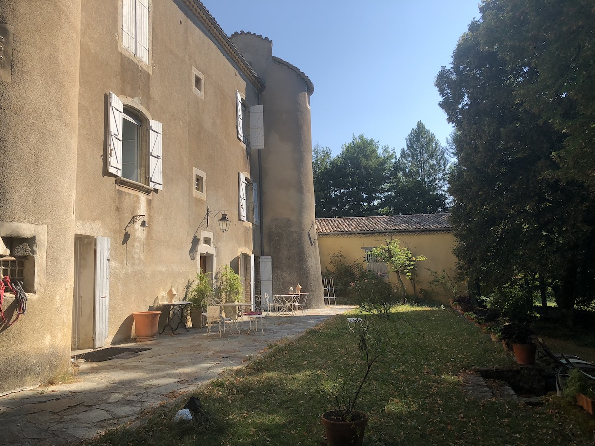 Chateau Laric B&B Alps to Provence MTB Southern French Alps.jpeg