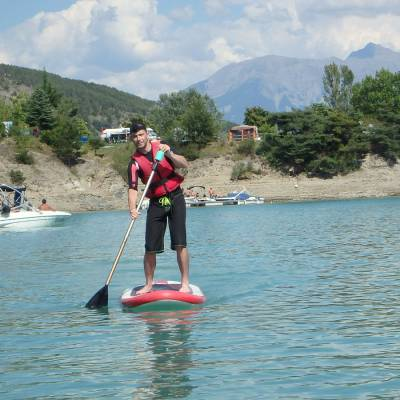 SUP on the serre poncon lake (1 of 1).jpg